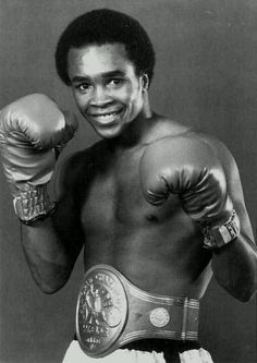 One of the best, Sugar Ray Leonard.