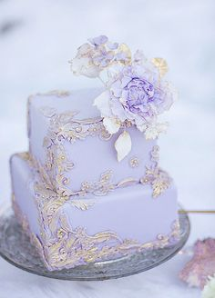 The wedding cake ser