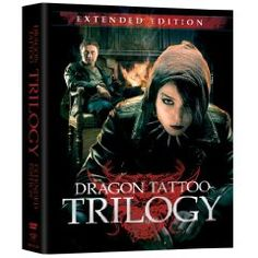 Dragon Tattoo Trilogy: Extended Edition $31.88