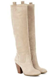 Tall riding boots