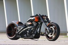 Thunderbike El Fuego http://www.thunderbike.de (TB Dragster RS Frame with monoblock wheels)