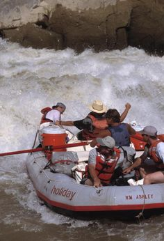Colorado River Rafting in Westwater Canyon 2 & 3 days trips