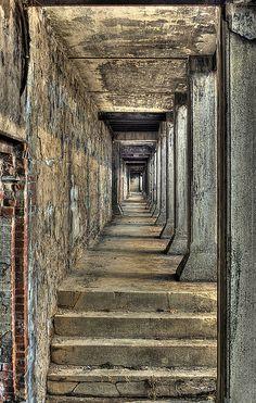 Creepy yet beautiful on pinterest insane asylum for Adam and eve salon austin