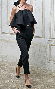 effortless beauty! Vika Gazinskaya SS15