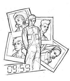 Misfits Sketch by Robbertopoli.deviantart.com on @deviantART