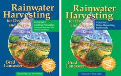 Best book on earthshaping that I've read is Vol 2 of this series by Brad Lancaster.  Great ideas, diagrams, info.