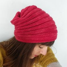 Knitty hats for him hats for her hats for winter for Gabriele wurm