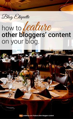 How bloggers should share other bloggers' content