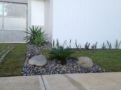 Jardin moderno.  Garden irrigation pr en facebook.