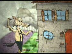 Three Little Pigs, Forgotten Fairy Tales -- Latin Vocabulary Practice - YouTube