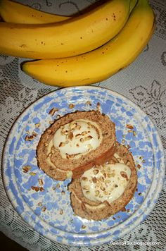 Amazing Banana Nut Roll