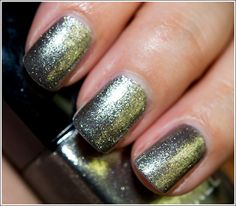 One my top Chanel polishes - Graphite