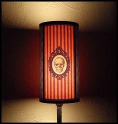 Baroque Skull (small) Lamp Shade Lampshade