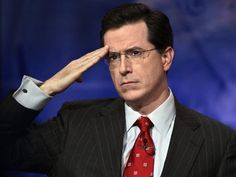 Nation. By Stephen Colbert.