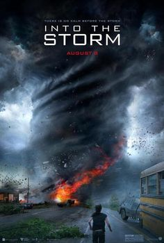 Into the Storm - movie poster