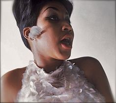 """Today In History 'Aretha Franklin, the """"Queen of Soul,"""" was born in Memphis, TN, on this date March 25, 1942. """"Respect,"""" """"God Bless the Child,"""" and """"Natural Woman"""" are some of here most popular songs.' (photo: Aretha Franklin) - CARTER Magazine"""