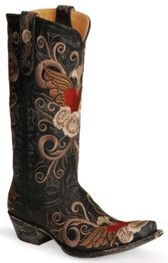 Old Gringo Grace Cowgirl Boots - Snip Toe available at #Sheplers