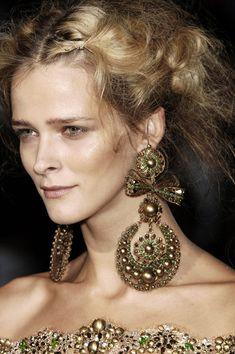 golden accessori, fashion earrings