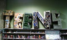 Teen art on Flickr.TEENS at Shirlington