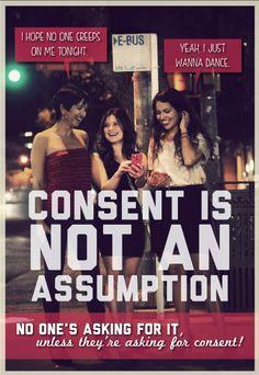 Consent is mandatory.