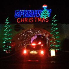 from Brad Panovich #speedwaychristmas