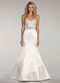 Bridal Gowns, Wedding Dresses by Lovelle By Lazaro - Style LL4407