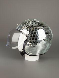 ILIL Mirror Ball Helmet