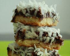 Lemon Chocolate Coconut Bars Recipe