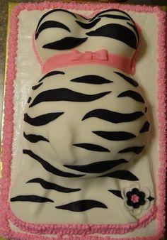 babi bump, andrea babi, bump cake, babi shower, creation cake
