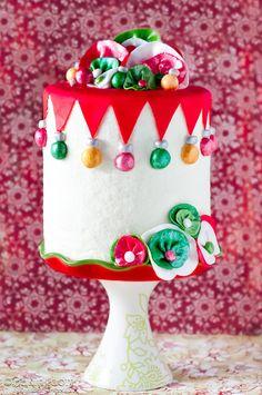 Lovely-Eggnog-Christmas-Cake