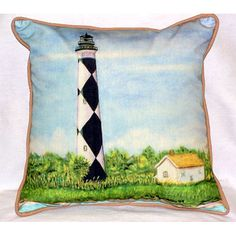 nautical pillows on Pinterest