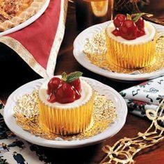 Cherry+Cheese+Cupcakes
