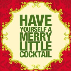 Happy Holidays! #HolidayCocktailParty