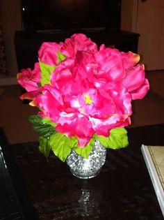 The Fab Life: {DIY Floral Arrangement}