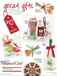 Pampered Chef Holiday 2014
