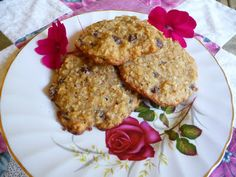 SPLENDID LOW-CARBING BY JENNIFER ELOFF: CHEWY COCONUT CHOCOLATE CHIP COOKIES