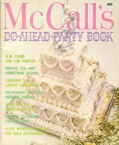 McCall's Do-Ahead Party Book (U)