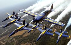 Navy Blue Angels