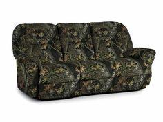 Mossy Oak couch
