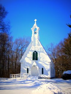 Grace Episcopal Church near Brandon, VT