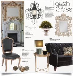 """Touch of Class"" by helenevlacho on Polyvore"