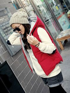 cool style winter vest 0024