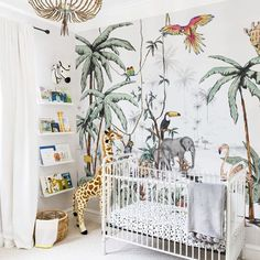 15 Adorable Ideas for an Animal-Themed Nursery