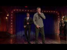 "Jimmy Fallon & Justin Timberlake - ""History of classics Rap"".  LOVE!!"