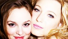 Serena and Blair #GossipGirl