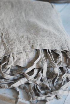 natural linen curtain