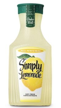 Yum! This is one of my favorite products! You can grab these Printable Simply Lemonade Coupons and pay just $1.25 per Bottle!