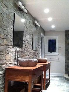 vanity bowls for basement bathroom
