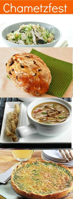 9 Recipes To Use Up Your Chametz