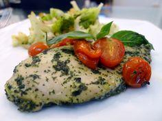 Thai Basil Roasted Chicken